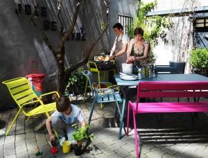 mobilier de jardin fermob